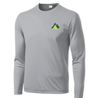 ST350LS - C149 - EMB - Central Region Long Sleeve Wicking T-Shirt