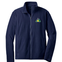 F223 - C149 - EMB - Central Region Microfleece Jacket