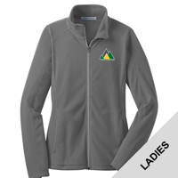 L223 - C149 - EMB - Central Region Ladies Microfleece Jacket