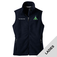 L219 - EMB - Northeast Region Venturing Ladies Fleece Vest