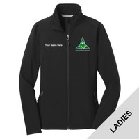 L317- EMB - Northeast Region Venturing Soft Shell Jacket