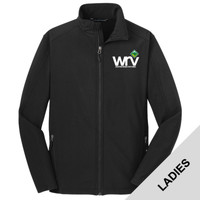 L317 - W114 - EMB - Western Region Venturing Ladies Soft Shell Jacket