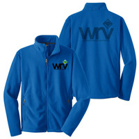 F217 - W114 - EMB - Western Region Venturing Fleece Jacket