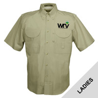 FSLSS - W114 - EMB - Western Region Venturing Ladies Field Shirt
